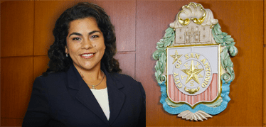 District 3 Councilwoman Rebecca J. Viagran
