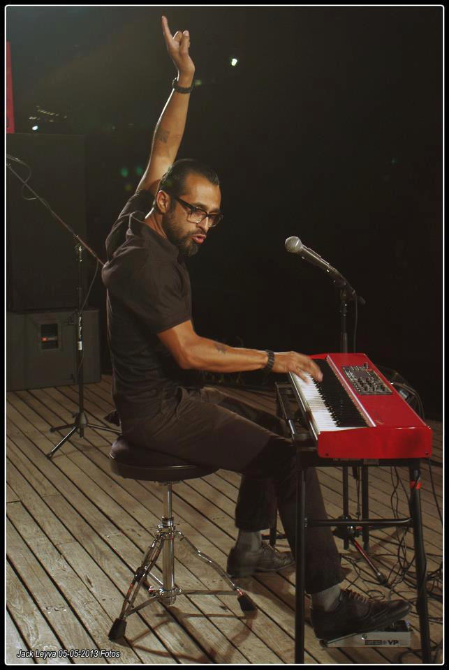 """""""The guitar may be the heart of rock and roll music but the soul shall always be the hammond organ. Our music is heavily influenced by Otis, James Brown, & Marvin Gaye. Their story continues in our music,"""" said Sam Villela, lead singer and keyboards for the Villela Band. The Villela Band will be performing from 2:45-4 p.m. at Mission Park Pavilions. Courtesy photo."""