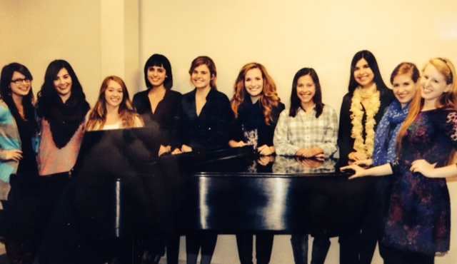 Acabellas are student-led organization from Trinity University with a passion for creating and performing music. Courtesy Photo.