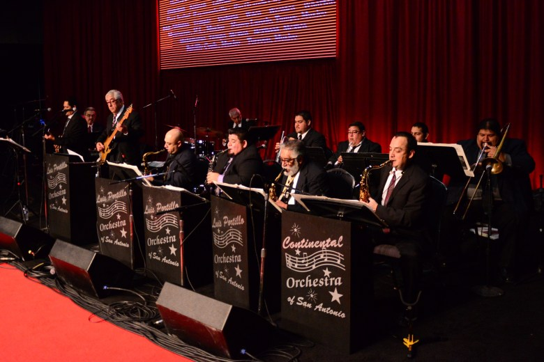 Music was provided by The Luis Pontillo Orchestra and two other bands. Photo by Page Graham.