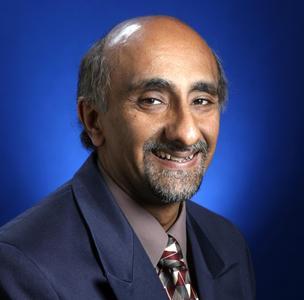 Chief Epidemiologist Dr. Anil Mangla of San Antonio Metro Health District