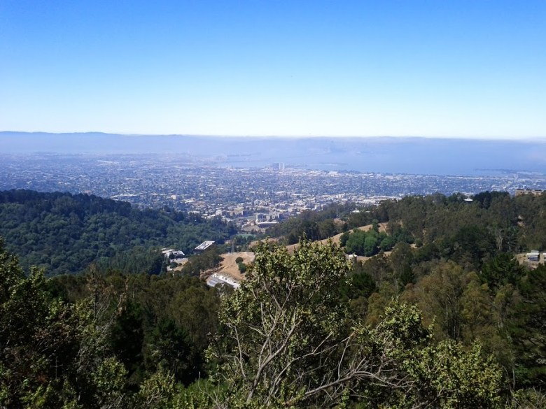 The northern edge of Silicon Valley. Photo by Suz Burroughs.