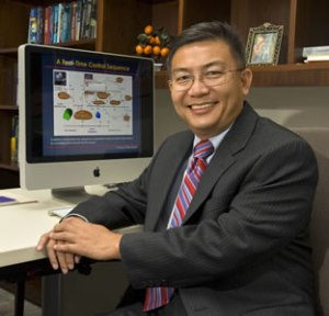 Mechanical engineering professor Yusheng Feng was named the UTSA Innovator of the Year