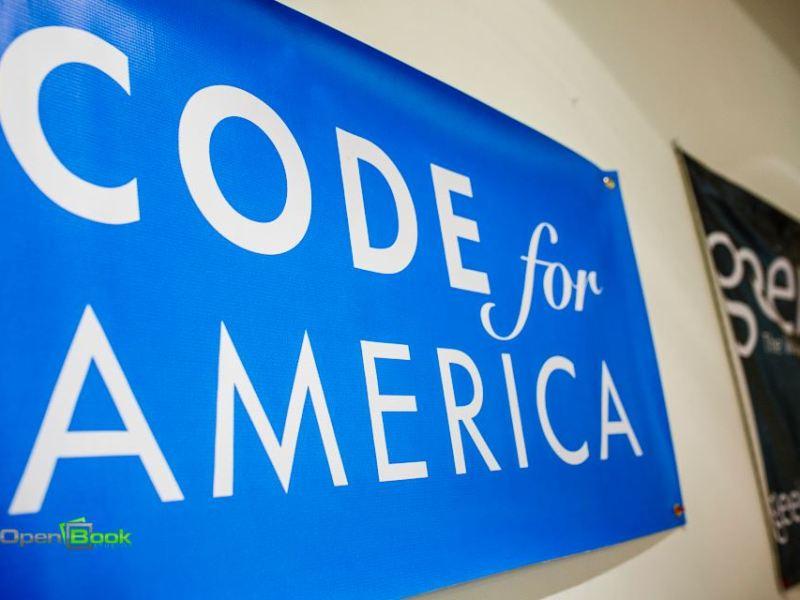 Code for America banner
