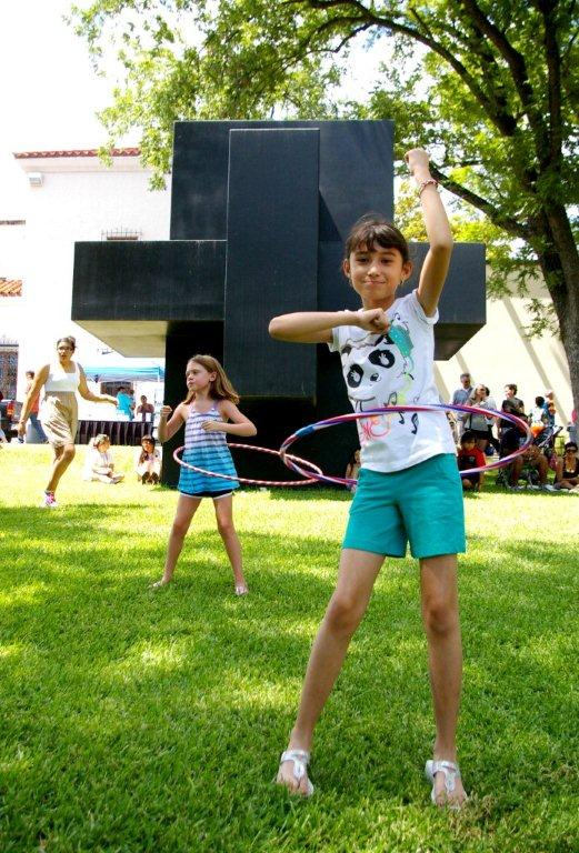 Fun at the McNay, courtesy of the McNay Art Museum