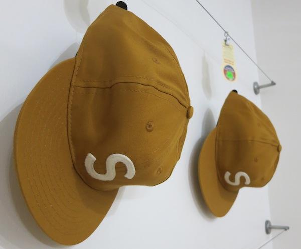 San Antonio hats at S.C.R. Photo by Miriam Sitz.
