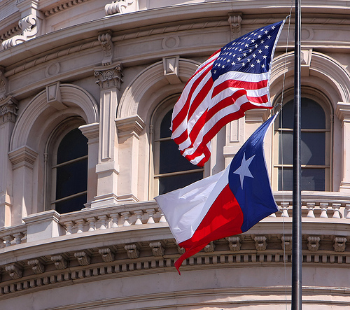 Texas State Capitol building in Austin. Courtesy image.
