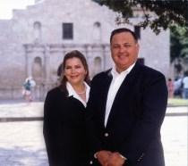 Gisela Girard  (left) and Al Aguilar and of Creative Civilization. Courtesy photo.