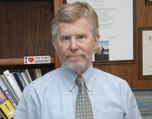 Attorney Craig Deats, representing the police unions.