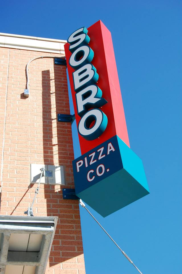 SoBro Pizza Co. at 1915 Broadway in the Mosaic apartment building. Courtesy photo.