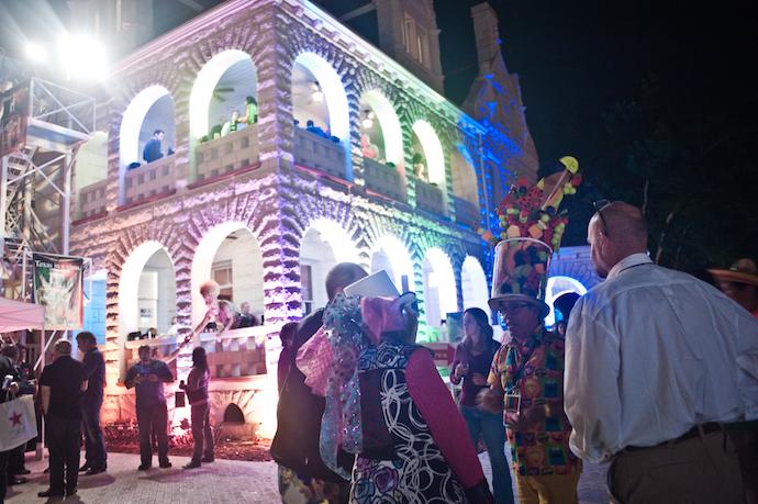 Lambermont Estates, home to The WEBB Party. Photo Courtesy of the San Antonio Aids Foundation.