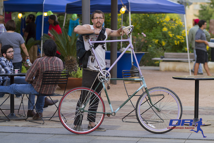 Bike|Beat 2013 in Main Plaza. Photo by Steven Starnes.