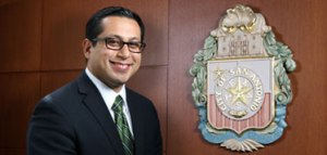 District 1 Councilman Diego Bernal