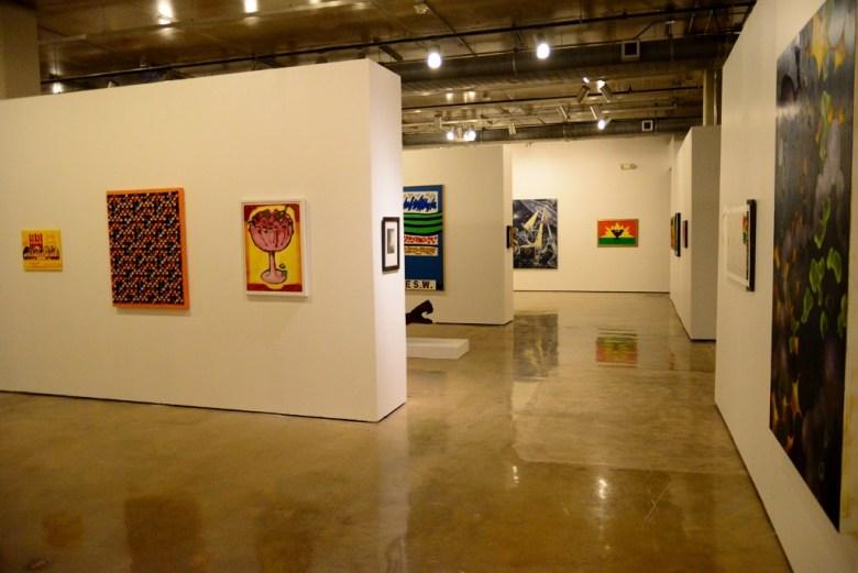 Contemporary Latino Art: El Corazón de San Antonio. Photo by Page Graham.