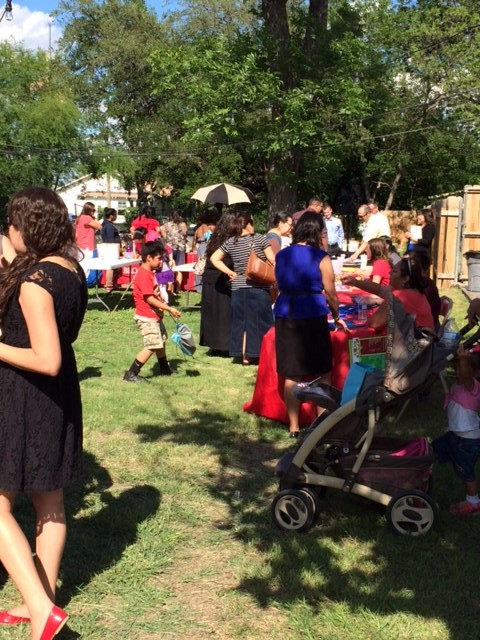 The Teach For America Summer Activities Fair connects families to summer programs.