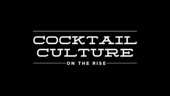 """Screenshots from the film, """"Cocktail Culture on the Rise."""""""