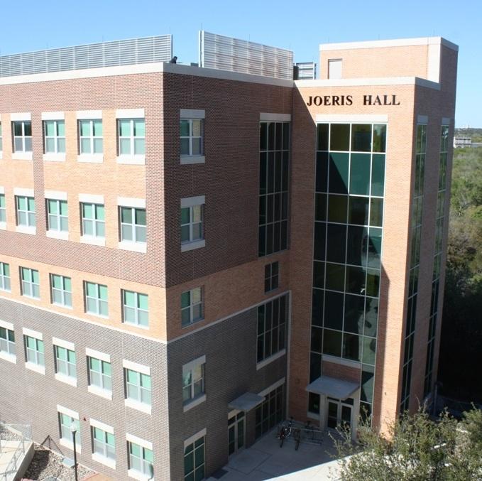 UIW's Joeris Hall. Courtesy photo.
