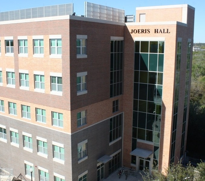 UIW's Joeris Hall. Courtesy photo.