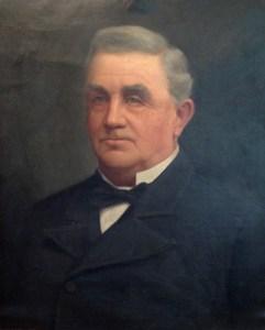 Painting of John Herman Kampmann. Courtesy image.