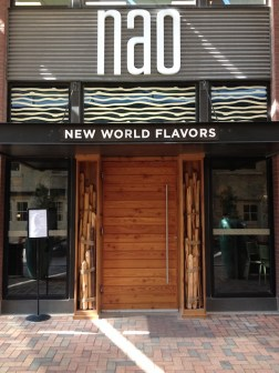 Welcome to Nao. Photo by Robert Rivard.