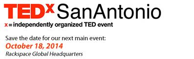 TEDxSanAntonio-October-18-2014-Rackspace