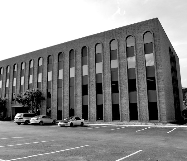 The Executive Office for Immigration Review in San Antonio at 800 Dolorosa St. Photo by Iris Dimmick.