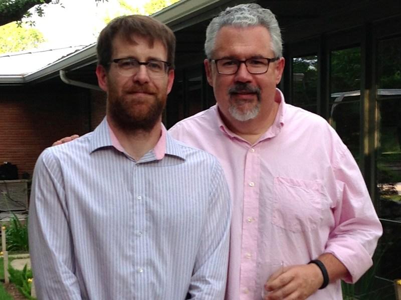 Brian Rountree & Hugh Donagher