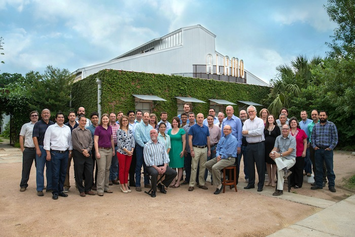 Alamo Architects, the 2014 Texas Society of Architects  Architecture Firm Award Recipient. Photo by Bob Wickley.