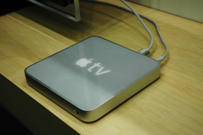 An Apple TV box. Photo by Max Lewis, licensed under Creative Commons.