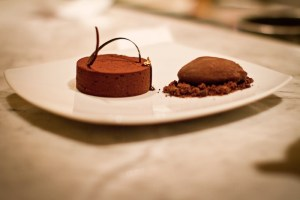 Tre Trattoria's famous Nutella dessert served a starring role in San Antonio Restaurant Week 2013. Photo courtesy of Culinaria.