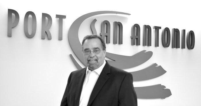 Port San Antonio's new President and CEO Roland C. Mower.