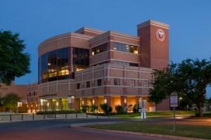 University of Texas Health Science Center at San Antonio. Courtesy photo.
