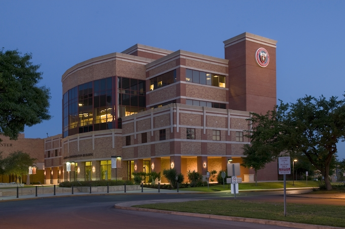 University of Texas Health Science Center at San Antonio. Courtesy photo.