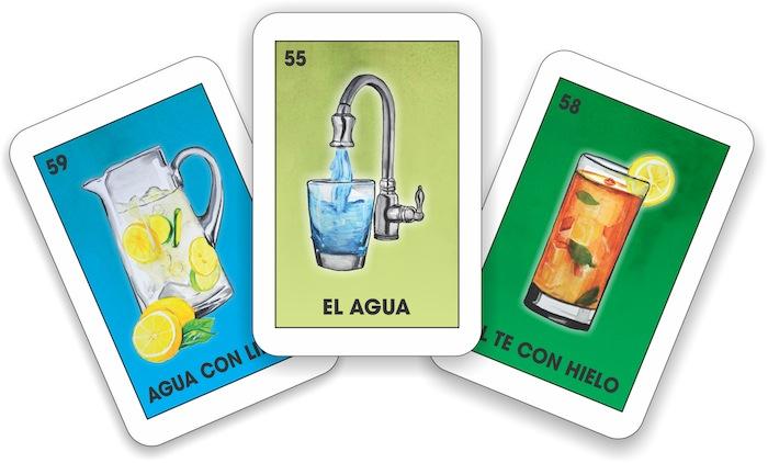 Loteria de Aguas