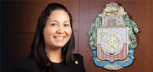 District 7 Councilmember Mari Aguirre-Rodriguez