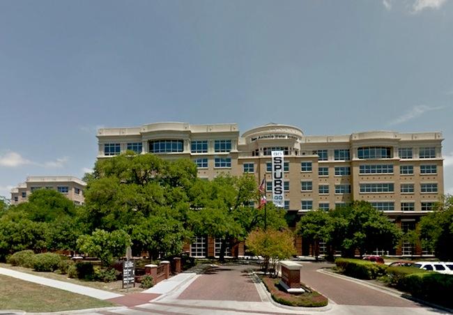 SAWS Headquarters at 2800 U.S. Hwy 281 North.