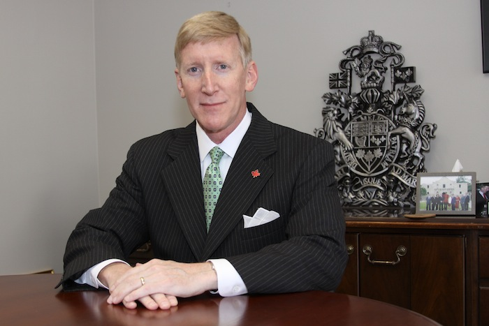 J. Tullos Wells, prominent attorney and new managing director of the Kronkosky Foundation. Courtesy photo.