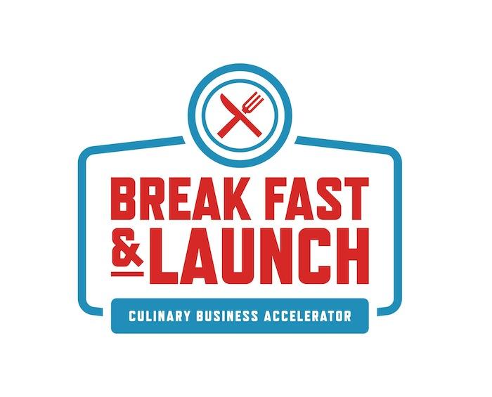 Break Fast and Launch logo
