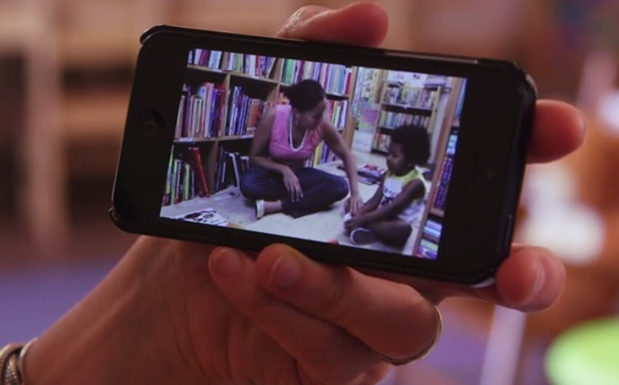 A screenshot from a ReadyRosie video. Screenshot from ReadyRosie.