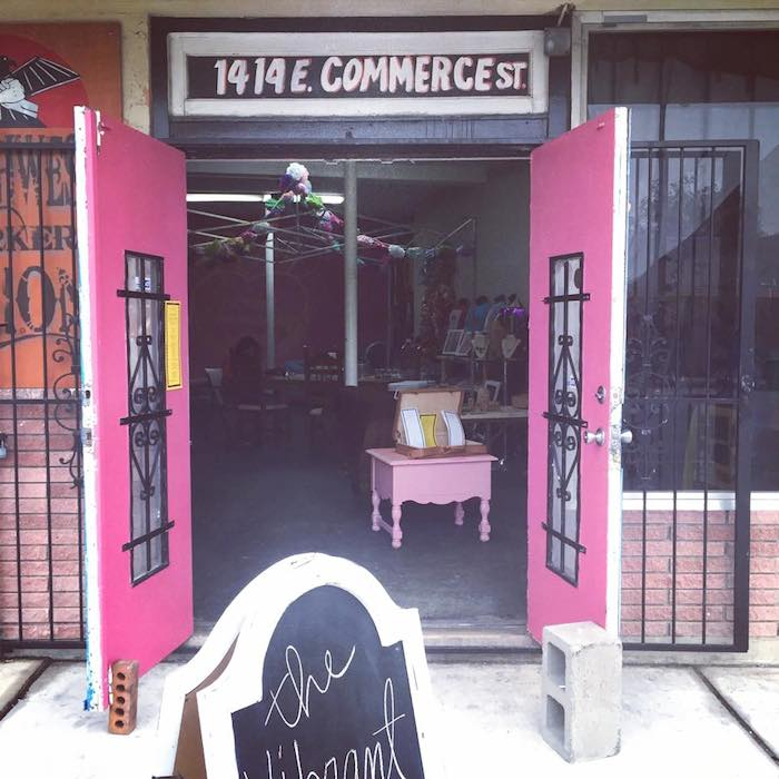 Mujeres Mercado at 1414 E. Commerce Street. Courtesy photo.