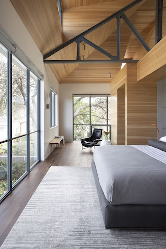 The Condon residence, designed by Poteet Architects. Courtesy photo.