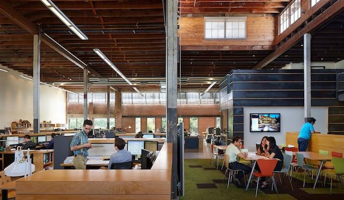 Overland Partners' Hughes Warehouse