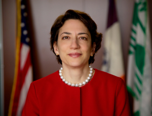 New York City Transportation Commissioner Polly Trottenberg