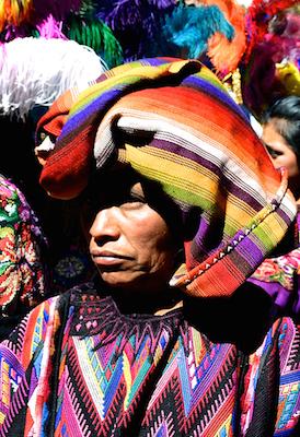 A scene from UTSA President Ricardo Romo's trip to Guatemala. Photo by Ricardo Romo.
