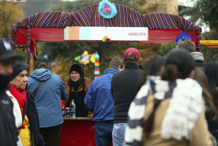 Adelita's was busy at last year's Festival! Photo courtesy of Pearl.