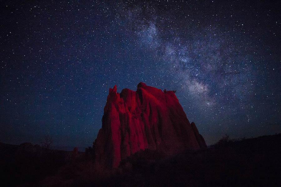 """Red."" Photo by Scott Martin."