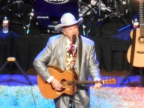 Robert Earl Keen performas at the Tobin Center for the Performing Arts. Photo by Don Mathis.