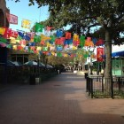 Despite the high number of tourists, you can't den Market Square's charm as a public square. Photo by Scott Gustafson.
