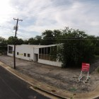 Future location of SOJO Crossing. The existing structure will be demolished. Photo courtesy of SOJO Urban Development.