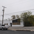 Future location of SOJO Crossing. The existing structure will be demolished. Photo by Iris Dimmick.